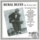 Rural Blues Vol. 1 (1934-1956)