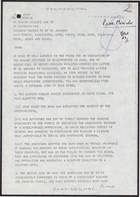 Telegram from Curtis Keeble to Foreign and Commonwealth Office re: Soviet View on Situation in Iran, January 25, 1979