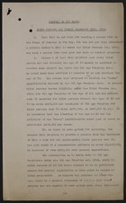 Welfare of the Blind - Blind Persons Act [1920] Amendment Bill, 1925