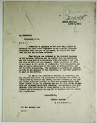 Letter from Chester Harding to A. Brandford re: Petition for Pay Increase Due to Citizenship, April 2, 1919