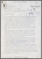 Telegram from Anthony Parsons to Foreign and Commonwealth Office re: Situation in Iran, January 1, 1979