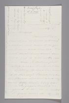 Letter from Sarah Pugh to Richard D. Webb, June 24, 1867