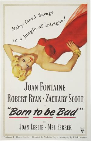 Born to Be Bad (1950): Shooting script