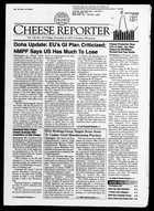 Cheese Reporter, Vol. 130, No. 18, Friday, November 4, 2005