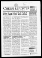 Cheese Reporter, Vol. 124, No. 27, January 14, 2000