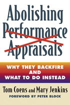 Abolishing Performance Appraisals