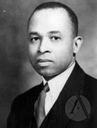 Portrait of Willis Richardson