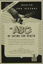 The ABC's of Eating for Health