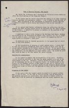 Clean Air Council: Note of Meeting held on Tuesday, 6th August, 1957