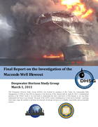 Final Report on the Investigation of the Macondo Well Blowout
