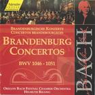 Bach: Brandenburg Concertos, BWV 1046-1051 (CD 2)