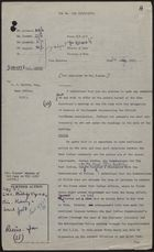 Draft Memo from P. Rogers to G. P. Renton re: Note from Home Secretary's Meeting, July 02, 1959