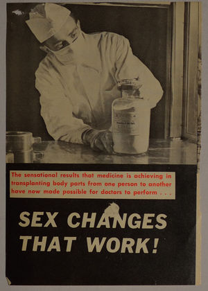 Sex Changes That Work!