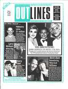 OUTLINES THE VOICE OF THE GAY AND LESBIAN COMMUNITY VOL. 10, No. 7, DECEMBER 1996