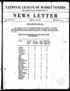 News Letter, vol. 2 no. 4, February 10, 1936