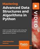 Advanced Data Structures and Algorithms in Python