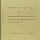 Access Restricted Notice for Item from Folder: Border Incidents, September-December 1949