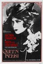 Queen Kelly (1929): Continuity script
