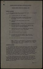 Disabled Persons Employment Corporation Progress Report, January 25, 1947