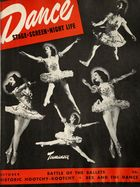 Dance Magazine, Vol. 20, no. 10, October, 1946