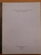 Proceedings of the [8th] Convention in Jerusalem, 1969