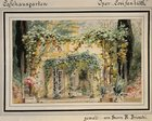 Austria, Vienna, set design for performance Thus Do They All or The School For Lovers, by A. Brioschi