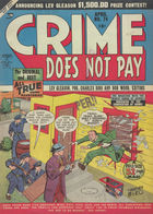 Crime Does Not Pay, Vol. 1 no. 74