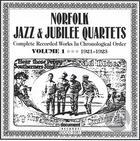 Norfolk Jazz And Jubilee Quartet Vol. 1 (1921-1923)