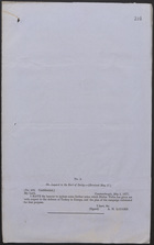 Confidential Document by A. H. Layard on the Defense of Turkey in Europe, May 5, 1877