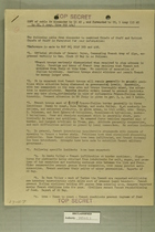 Copy of Cable from Alexander to 15 AG, and Forwarded to CG, 5 Army - Undated