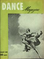 Dance Magazine, Vol. 18, no. 8, August, 1944