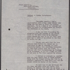 Confidential Letter re: Syria Disturbances, from C.H.F.C., Chief British Representative, to Chief Secretary, Government Offices, Jerusalem, May 10, 1926
