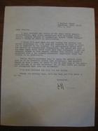 Jeffrey Travers to Stanley Milgram, February 6, 1969