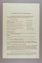 Notes of the Meeting of the Liaison Committee of Women's International Organisations, 29 March 1940