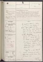 Correspondence re: Smyrna Refugees at Cyprus, November 4-December 29, 1926