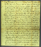 Letter from Abby Kane DeWolf Bartlett to James DeWolf, September 1814