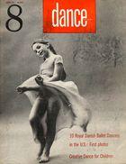 Dance Magazine, Vol. 29, no. 8, August, 1955