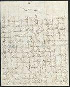 Letter from Anonymous to Samuel Pratt Winter, 1831