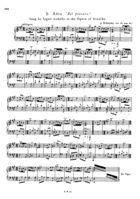 Wm. Babell arr. of Rinaldo aria 'Bel piacere'