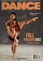Fall Preview Critics' Choice 2002 & Calendar