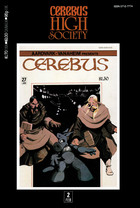 Cerebus: High Society, no. 2