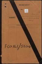 File Folder: W. I. Immigration (Pollicy) FCO 141/5204