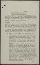 Brief: United Kingdom Association with E.E.C. - Essential Colonial Interests, [undated]