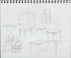 33 Variations: Sketch ideas for furniture
