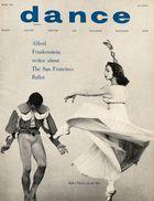 Dance Magazine, Vol. 29, no. 4, April, 1955