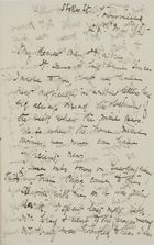 Letter from Ellie Love Macpherson to Maggie Jack, May 26, 1881