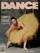 Dance Magazine, Vol. 76, no. 4, April, 2002