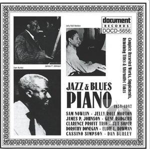 Jazz & Blues Piano (1934-1947)
