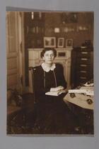 Alice Solomon, n.d., Corresponding Secretary of the International Council of Women, Berlin