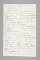 Letter from Sarah Pugh to Richard D. Webb, December 23, 1852
